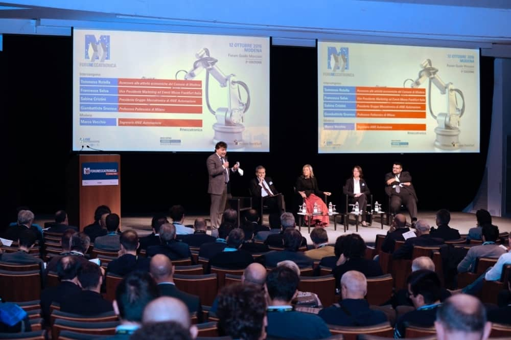 modena forum meccatronica industriagomma