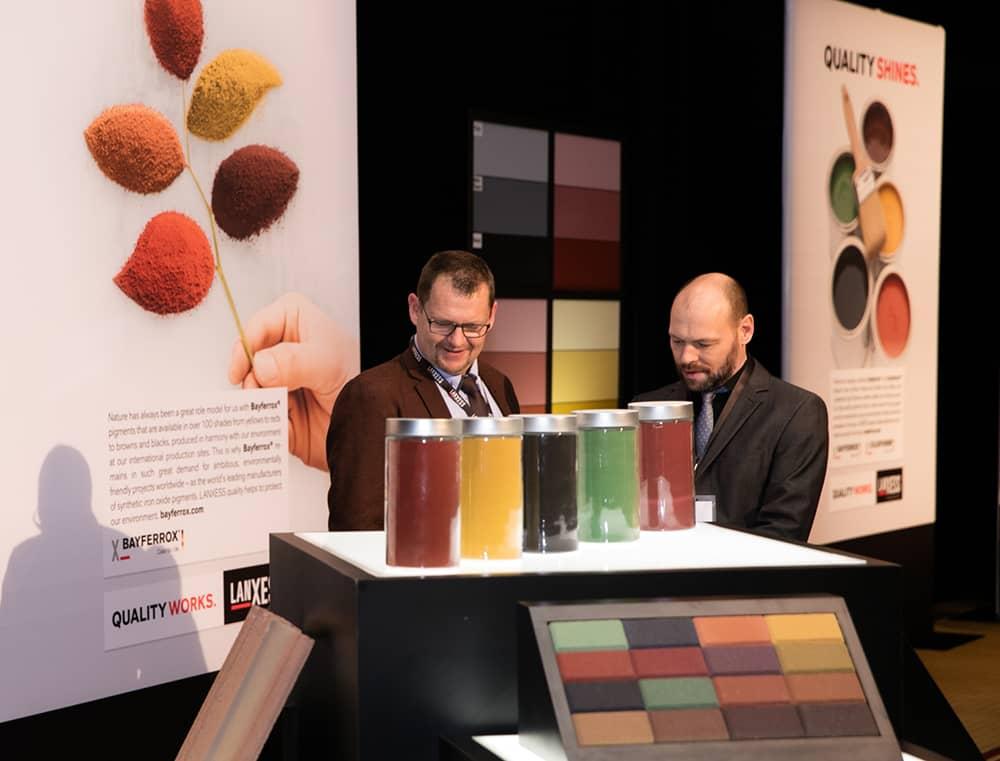 lanxess pigment symposium industriagomma