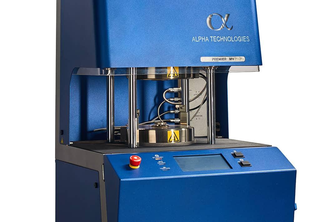 alpha technologies premier mv industriagomma viscosimetro mooney