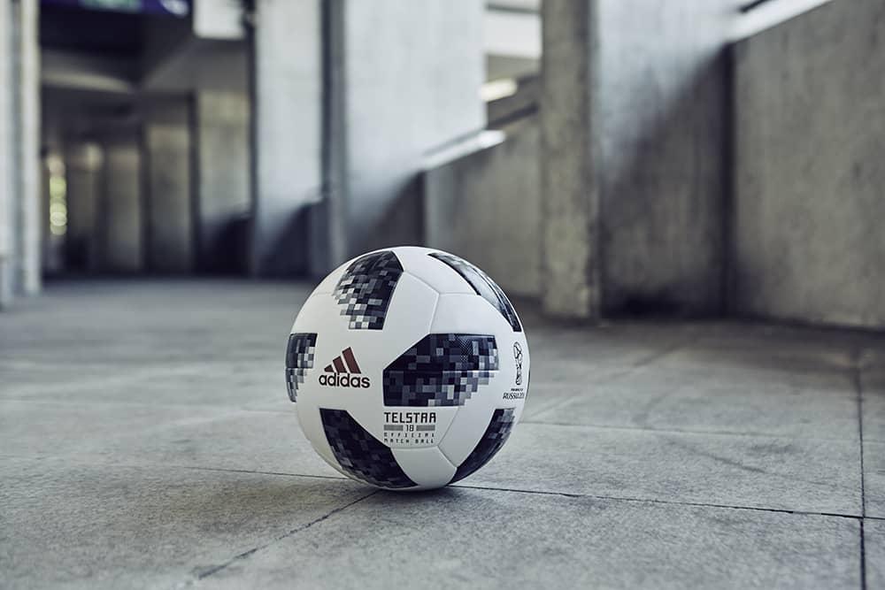 Adidas Telstar EPDM Keltan Eco Mondiali