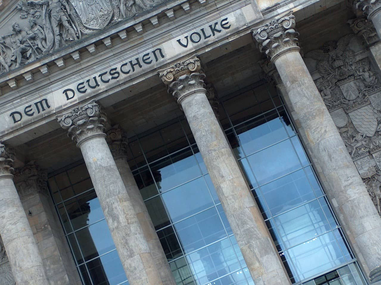 Reichstag Berlin Germany Industriagomma