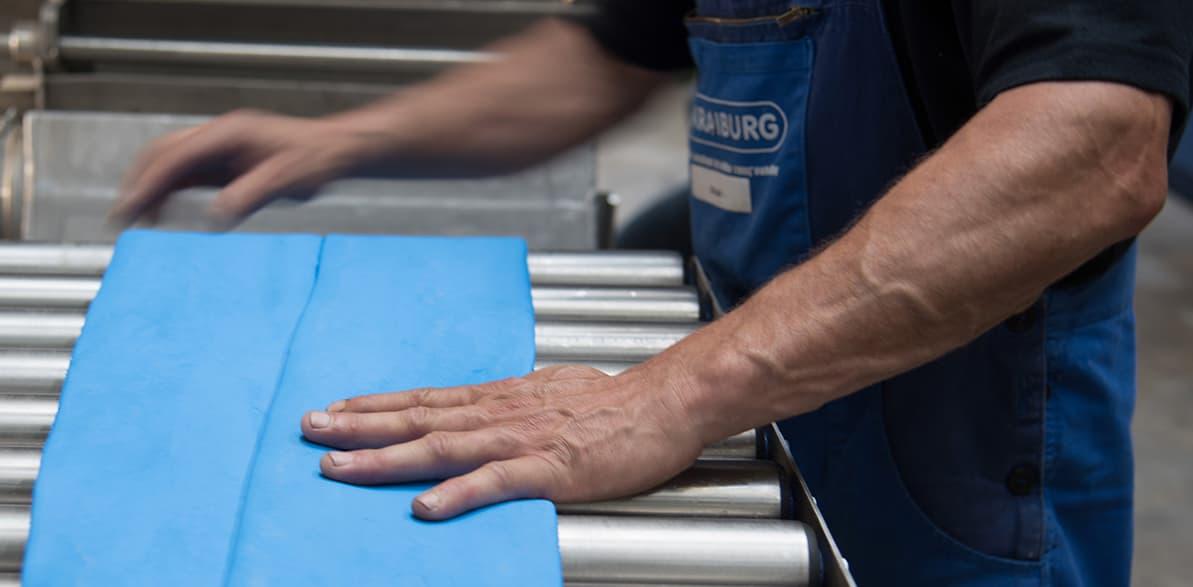 kraiburg rubber industriagomma
