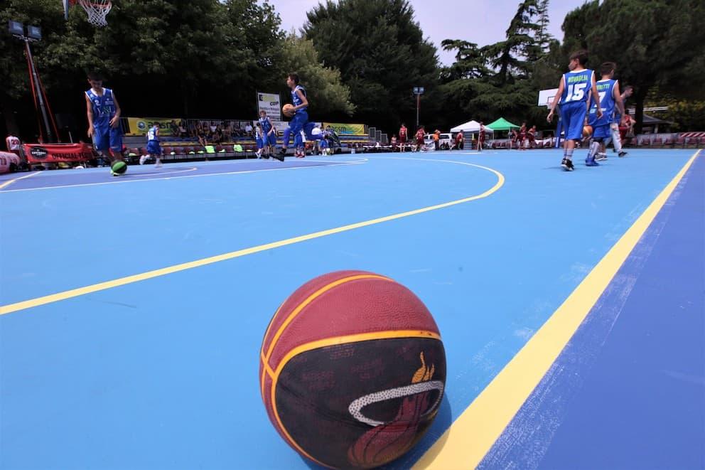 basket ambiente pfu industriagomma