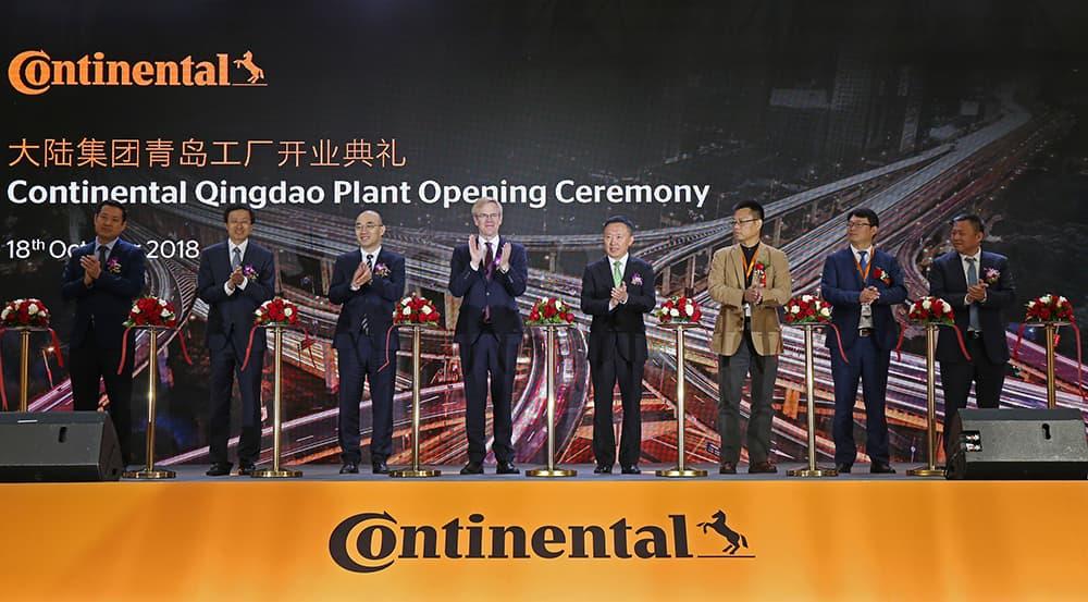 Continental Qingdao industriagomma