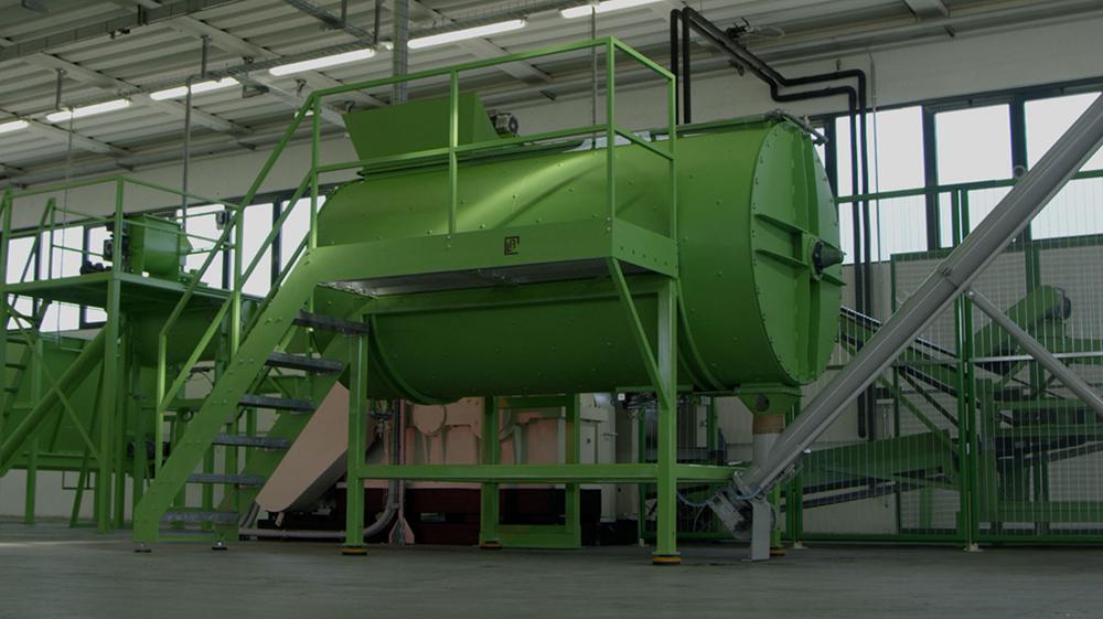 rubber conversioni impianto pilota devulcanizzazione industriagomma