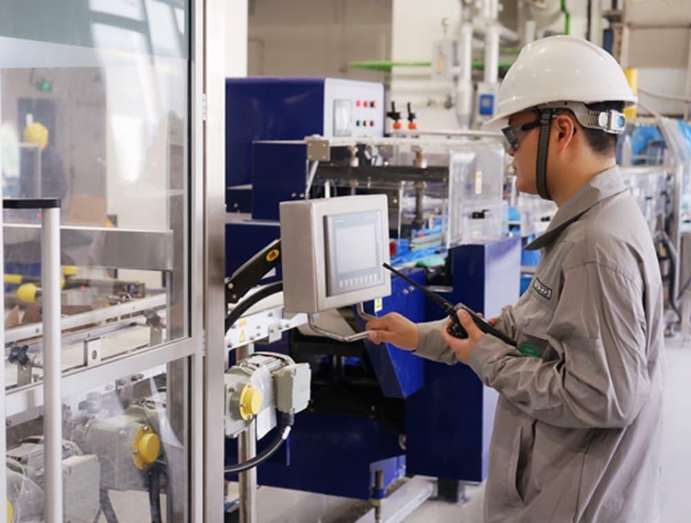 Wacker Cina silicone HCR industriagomma