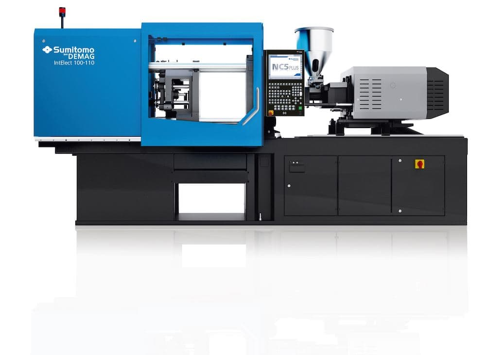 Sumitomo Demag IntElect K2019 LSR industriagomma