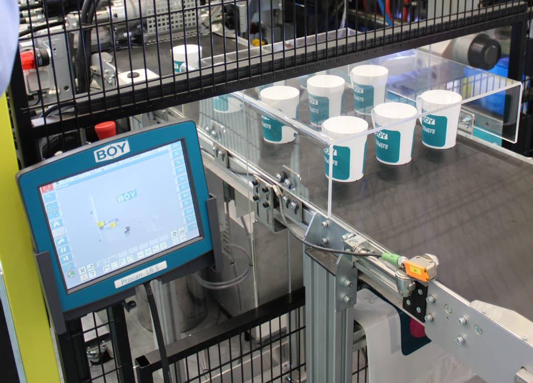 Dr Boy K2019 stampaggio iniezione plastica elastomeri silicone industriagomma
