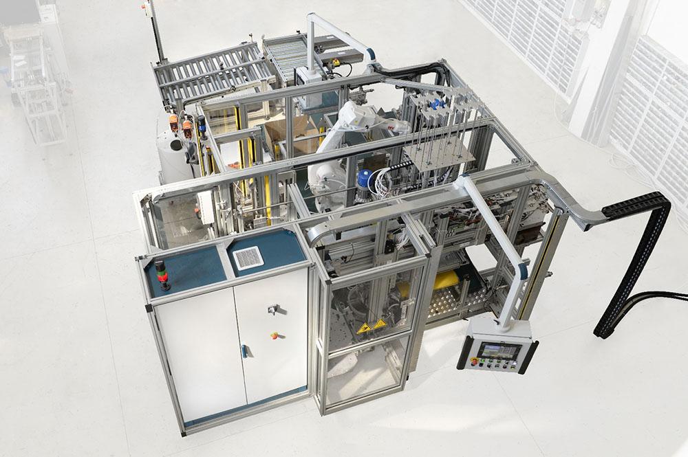 Delia cella robotica K2019 industriagomma