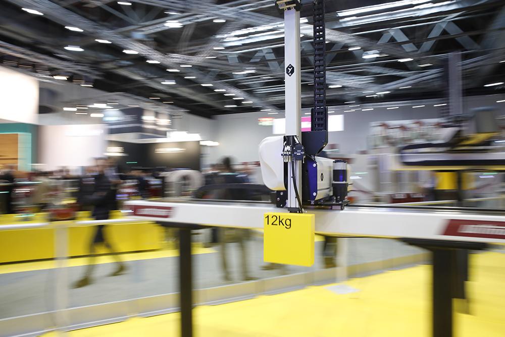 automazione K2019 Düsseldorf industriagomma
