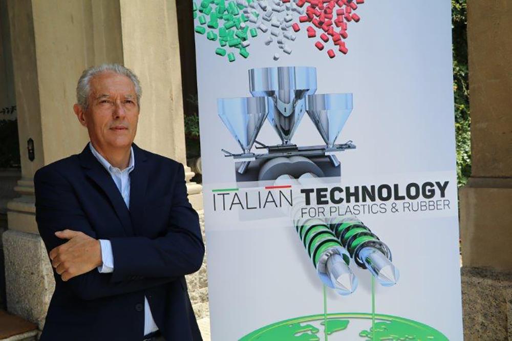 Amaplast Dario Previero macchine gomma plastica industriagomma