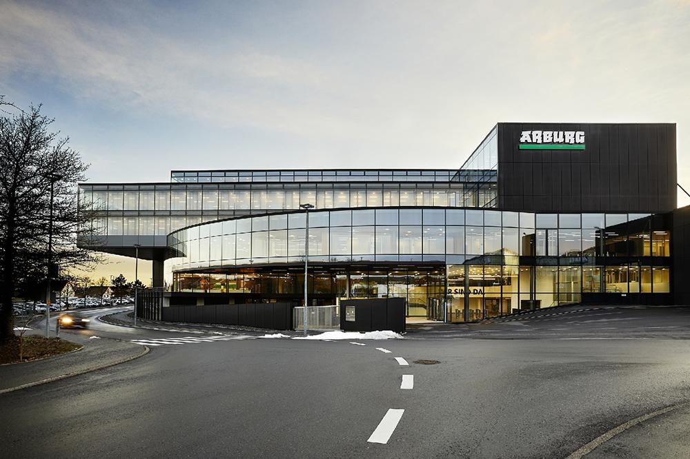 Arburg Lossburg formazione industriagomma