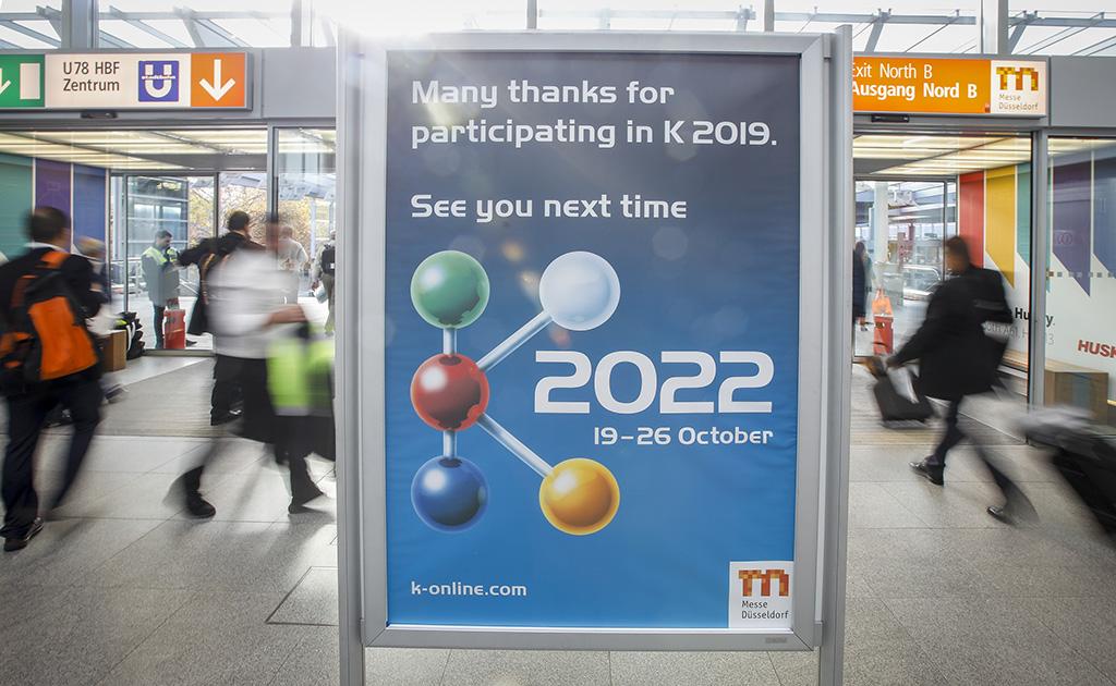 k2022 messe Düsseldorf industriagomma