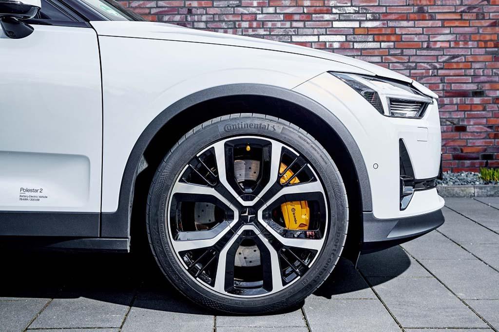 Continental pneumatici e-car industriagomma