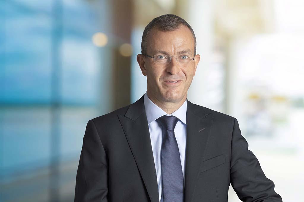 Carmelo Lo Faro settore Materials Solvay industriagomma